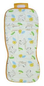 Disney Baby Stroller Pad , Orange/Off White - NCGBVBBC3G