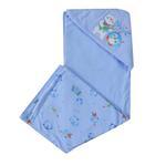 Enfant Baby Swaddle , Blue - KOG683B