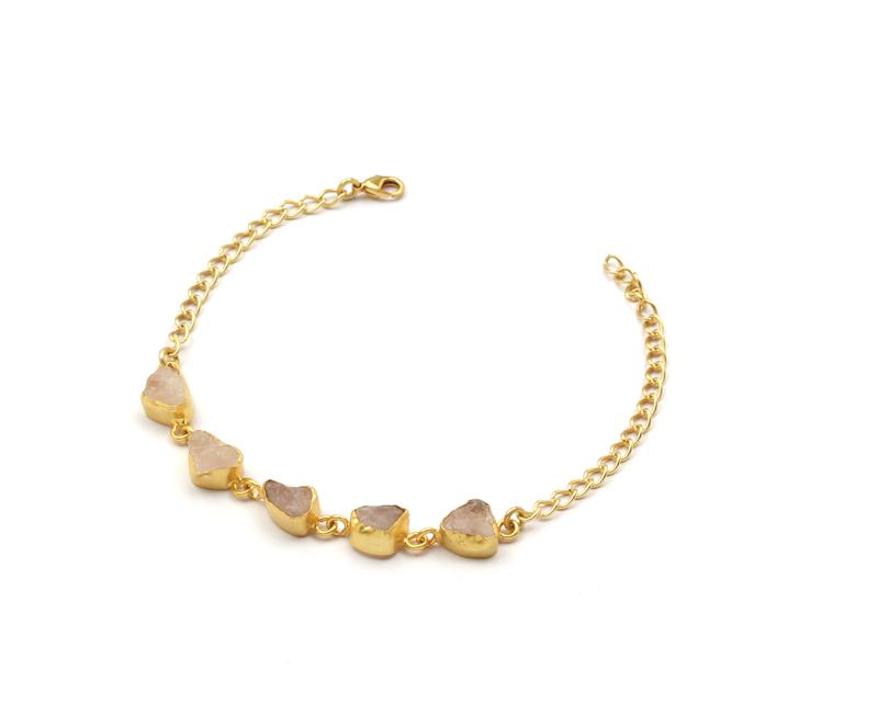 SP Stone chain bracelet