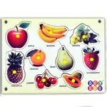 BeyBee Educational Toys Fruits Learning Kits (2 Years Kids)