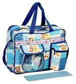 BeyBee - Mama's Bag {Diaper Bag} (Blue)