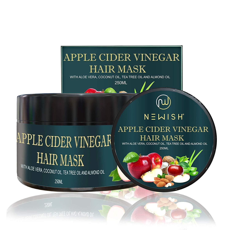 Newish Apple Cider Vinegar Hair Mask