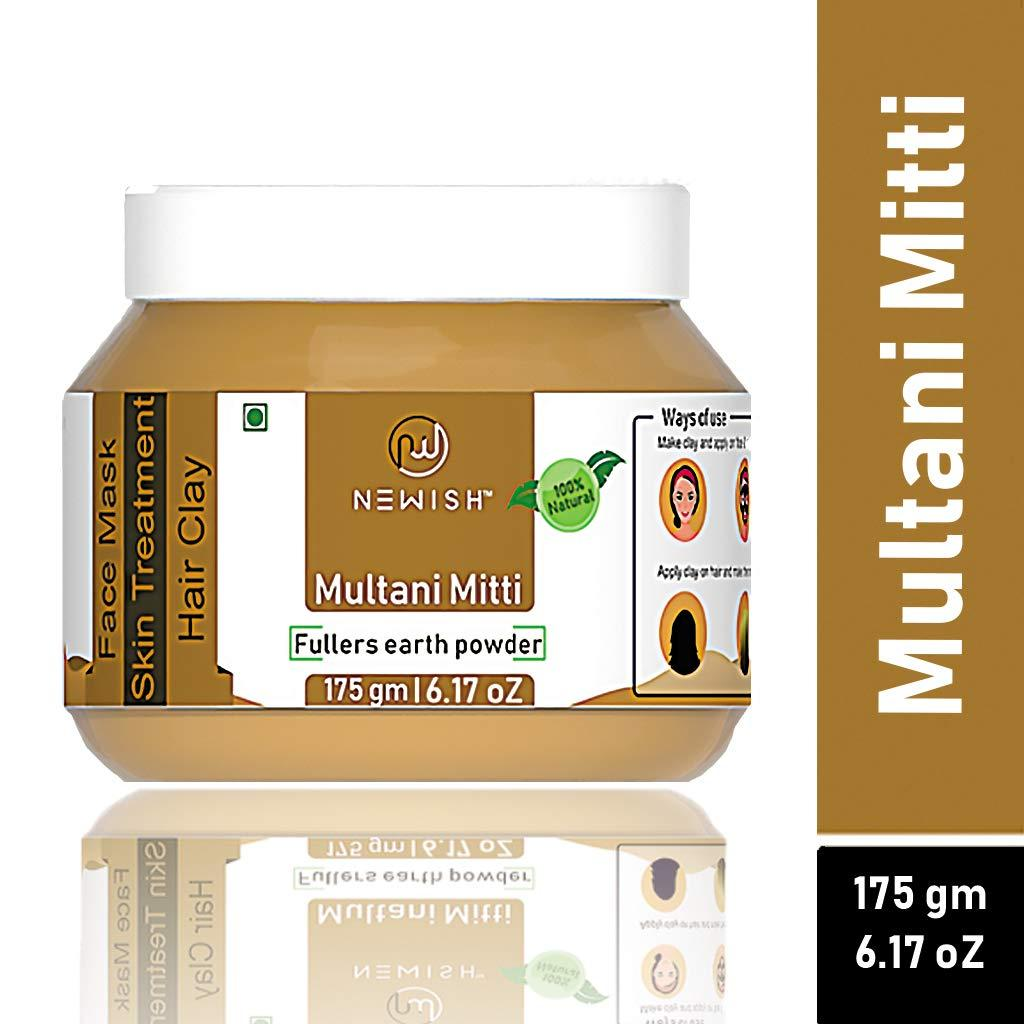 Newish Organic Multani Mitti Powder(175gm)