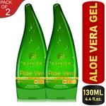 Newish Pure Aloe Vera Gel Combo for Face