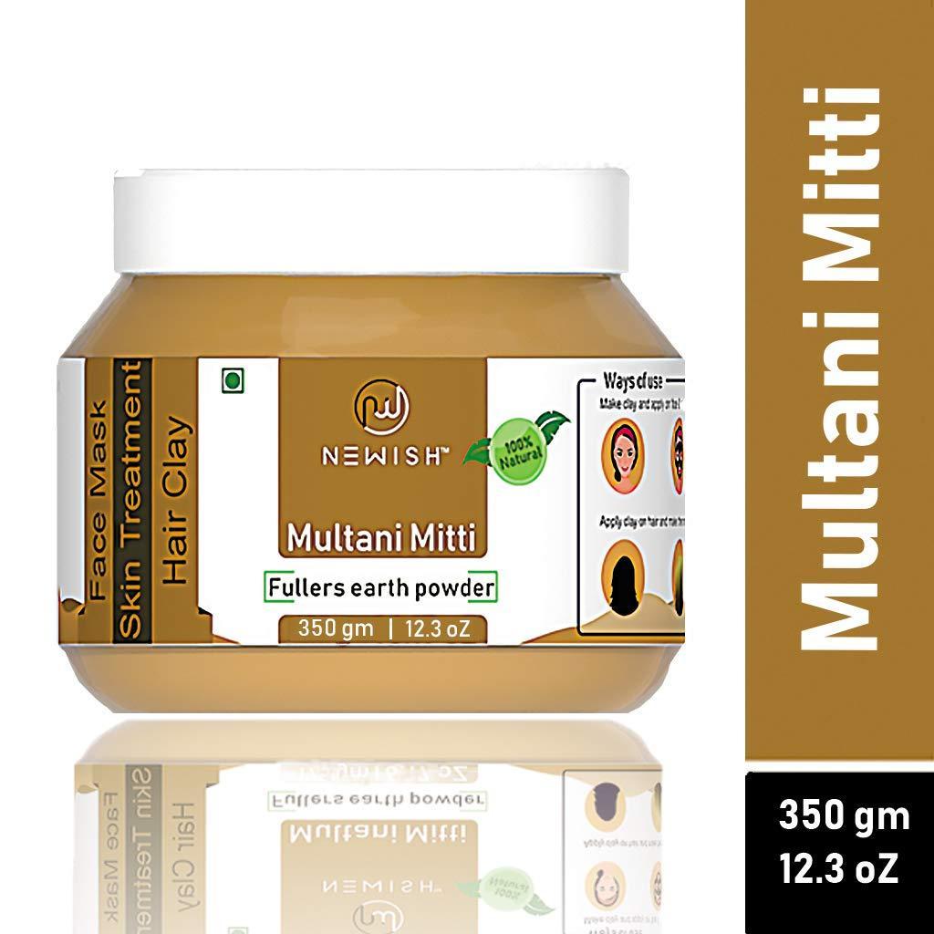 Newish Organic Multani Mitti Powder (350gm)