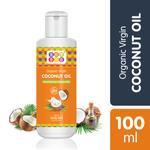 BeyBee Baby Massage Oil for Newborn Babies Fairness & Rich Moisturizer (100 ml)