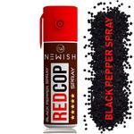 Newish Black Pepper spray for Self Defence(55 ml)