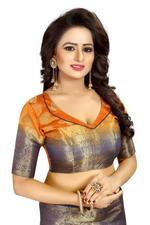 Woven Kanjivaram Silk Saree