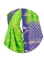 Woven Bollywood COTTON SILK Saree