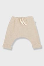 Yves Soft Fleece Baggy Pants