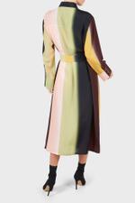 Multi-Color Mag Ali Shirt Dress