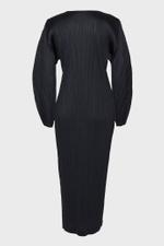 Monthly Colors Long Sleeve Dress - January