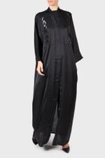 Handmade Shoulder Detail Abaya