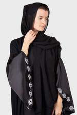 Handmade Sleeve Abaya
