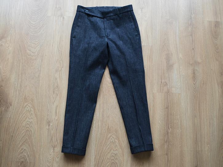 The Denim Worko Trousers