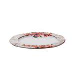 """Moments Style Rustic Avon Round Plate - 9"""""""