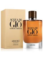 Armani Acqua Di Gio Absolu For Men Eau De Parfum 125ML