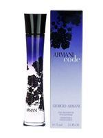 Armani Code For Women Eau De Parfum 75ML