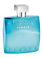 Azzaro Chrome Summer For Men Eau De Toilette 100ML