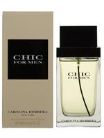 Carolina Herrera Chic For Men Eau De Toilette 100ML