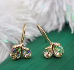 FR Accessories Fruit Crystal Earrings Earrings 7