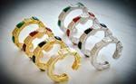 FR Accessories Eternity Elegant 925 Silver Ring Rings 1