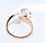 FR Accessories 18k Gold Plated Ring Rings 10