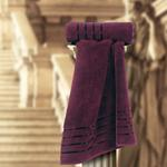 The Roman Medium Bath Towel Marsala