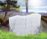 Lavender Winter White