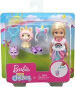 Barbie Club Chelseaa Costume Doll