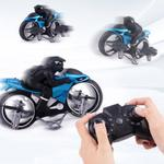 Troytech Land & Air Stunt Motorcycle Drone