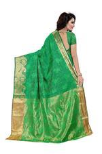 Self Design Kanjivaram Pure Silk Saree