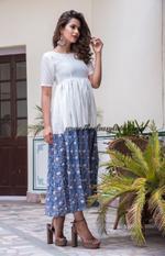 Kalamkari Cotton Dress