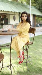 Honey Chikan Suit Set