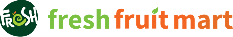 Fresh Fruit Mart Logo