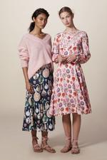 Love Potion Midi Skirt