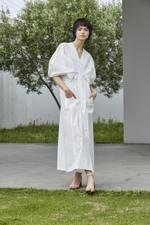 Sam Twist Midi Dress
