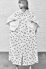 Oversized White Dress
