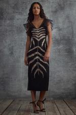 Savannah Long Dress