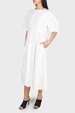 Lieve Tuck Sleeves Dress