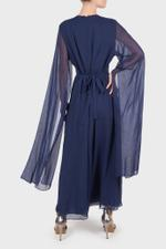 Cape Sleeve Kaftan