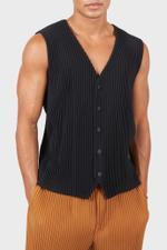 Basics Buttoned Vest