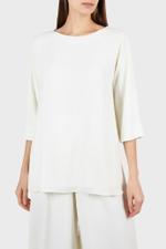 White Three-Piece Jacket Travel Set