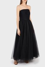 Two-Piece Organza Tulle Dress
