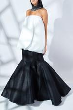 Bolsena Skirt with Organza Top