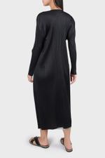 Basics Long Sleeve Maxi Coat