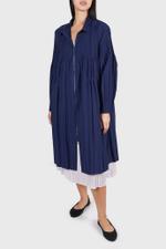 Jaunty Long Coat