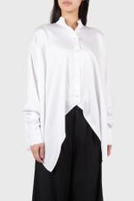 Oversized Button Top Blouse