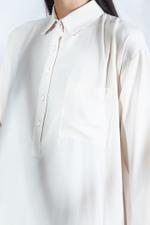Belted Shirt Dress Kaftan