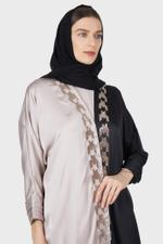 Metallic Detail Abaya